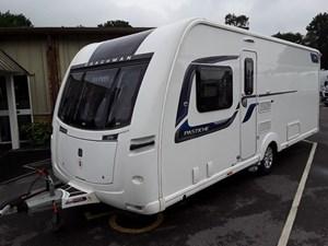 Coachman Caravans  PASTICHE 575