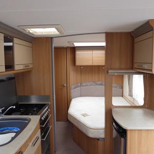 Coachman Caravans VIP 560