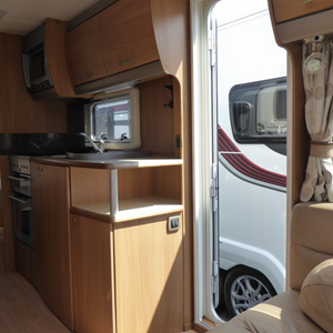 Swift Caravans Conqueror 645