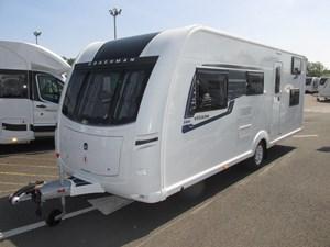 Coachman Caravans Vision 580