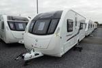 Swift Caravans Challenger 570