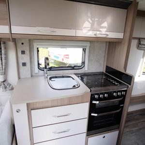 Coachman Caravans VIP 575