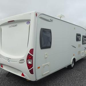 Lunar Caravans Lexon SE
