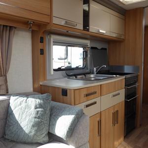 Coachman Caravans Laser 640/4