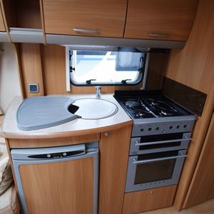 Swift Caravans Challenger 540