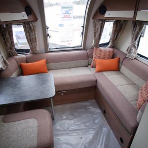Bailey Caravans Pegasus Grande Rimini