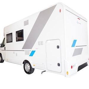 Adria Motorhomes Sun Living S 70 SP (Registered May 2018)