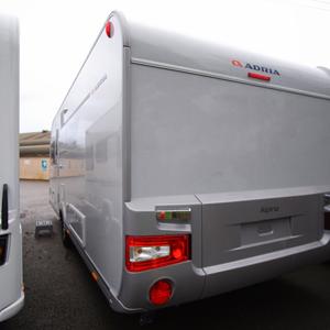 Adria Caravans Alpina 623 UC MISSISSIPPI