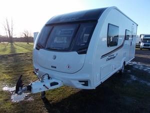 Swift Caravans Conqueror 530