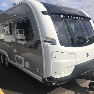 Coachman Caravans Laser Xcel Laser Xcel 875