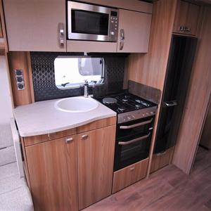 Swift Caravans Challenger 480