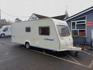 Bailey Caravans Ranger 550/6