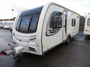 Coachman Caravans Platinum Pastiche 565