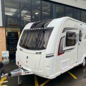 Coachman Caravans Pastiche 545