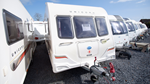 Bailey Caravans Unicorn Madrid