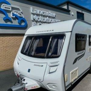 Coachman Caravans Amara 520