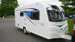 Bailey Caravans Pegasus GT65 Genoa