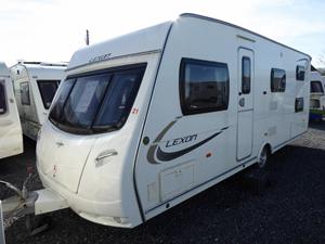 Lunar Caravans Lexon 550