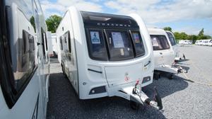Coachman Caravans Laser 620