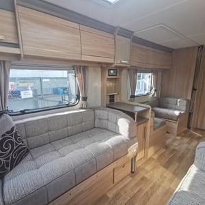 Coachman Caravans Pastiche 520/4