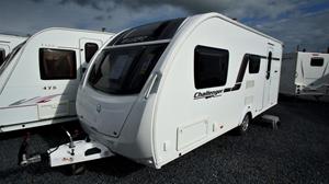 Swift Caravans Challenger Sport 524 GT