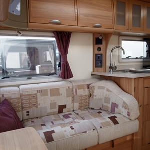 Bailey Caravans Unicorn Almeria