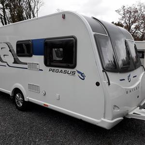 Bailey Caravans Pegasus Modena