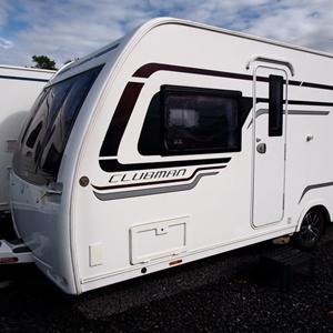 Lunar Caravans Clubman SB
