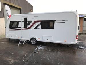 Swift Caravans Challenger SE 565