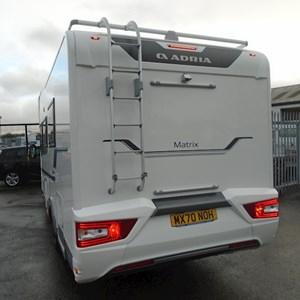 Adria Motorhomes Matrix Plus 670 SLT (160 BHP)