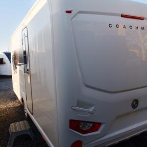 Coachman Caravans VIP 460
