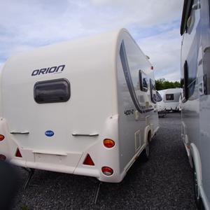 Bailey Caravans Orion 400/2