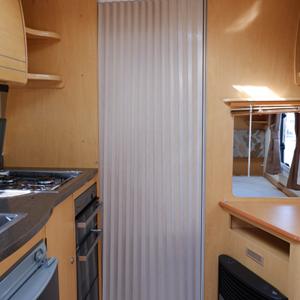 Bailey Caravans Olympus 534