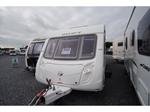 Swift Caravans Challenger 580