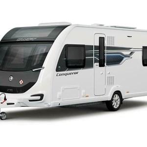 Swift Caravans Conqueror 560