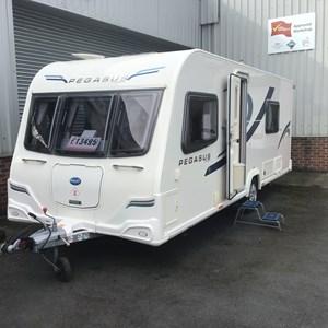 Bailey Caravans Pegasus Rimini
