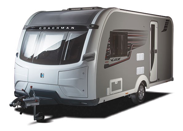 Coachman Caravans VIP Vogue 545