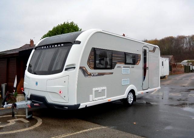 Coachman Caravans VIP 520
