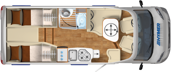 Hymer  T-Class CL 574 'Ambition' Edition