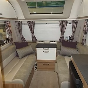 Swift Caravans Freestyle S 4 eb