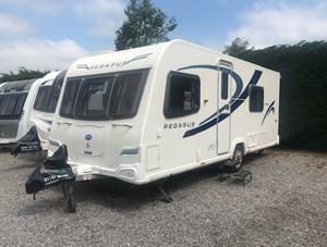 Bailey Caravans Pegasus Verona