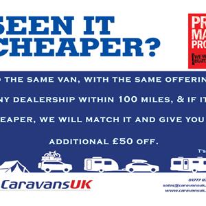 Coachman Caravans Amara 520/4