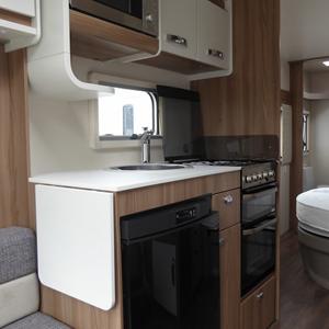 Swift Caravans Coastline Design Edition M4 SB