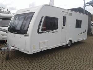 Lunar Caravans Clubman SE